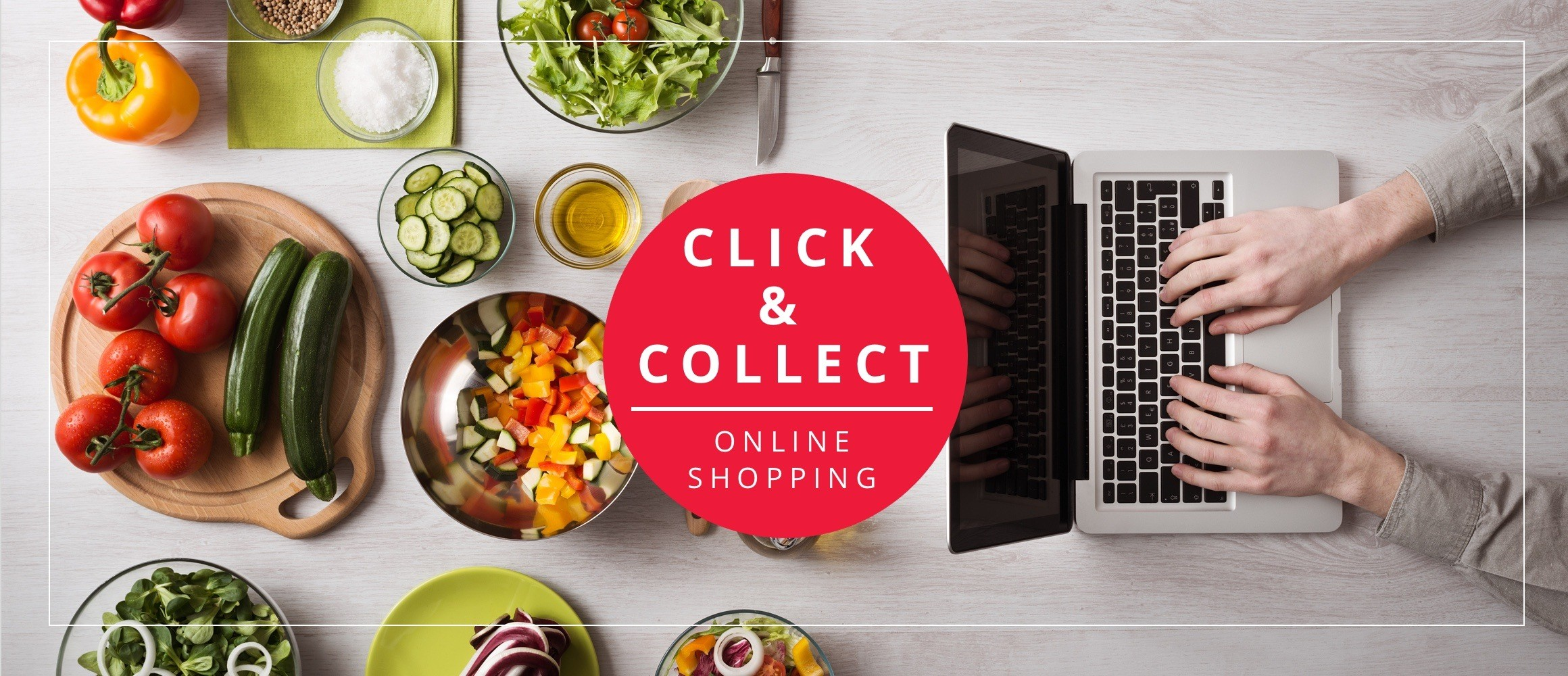 Click & Collect Online Shopping
